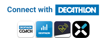 Connect with Decathlon
